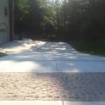 concrete driveway nj