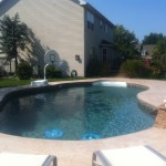 concrete pool deck nj