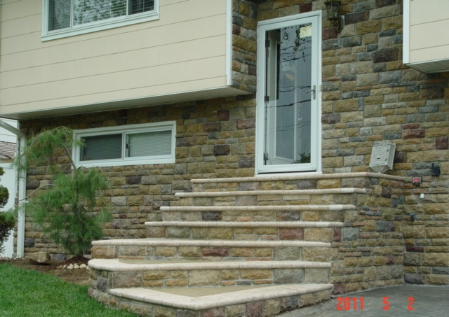 Veneer Facade Nj Cultured Stone Veneer Brick Facade Nj