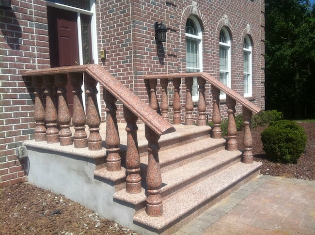 Front Steps Nj Entrance Steps Porch Stoop New Jersey
