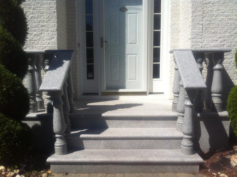 granite steps nj
