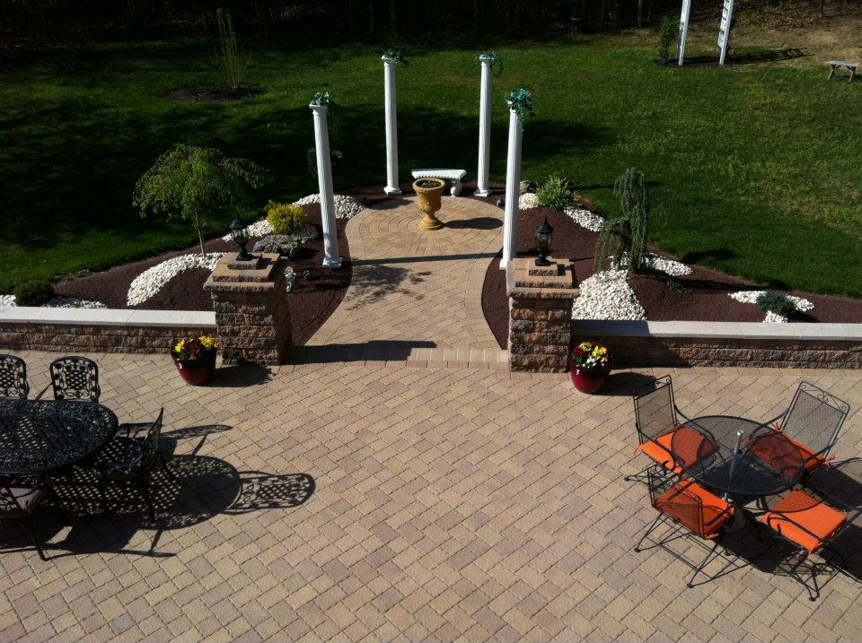 Paver Patio NJ