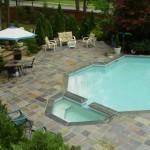 Slate Pool Deck