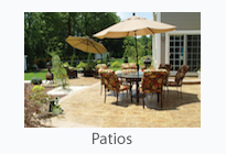 patio installation contractor