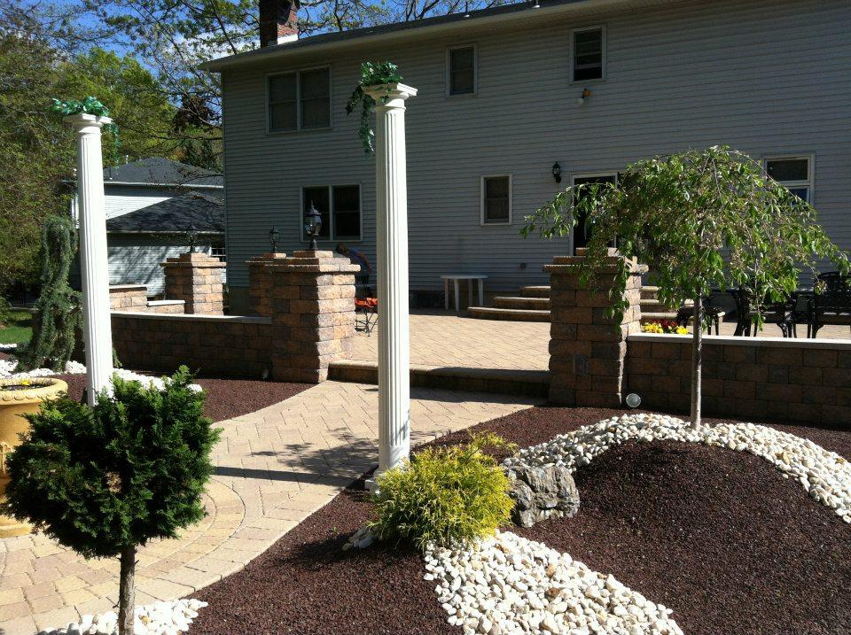 Paver Patio Contractor Nj New Jersey Masonry Contractor