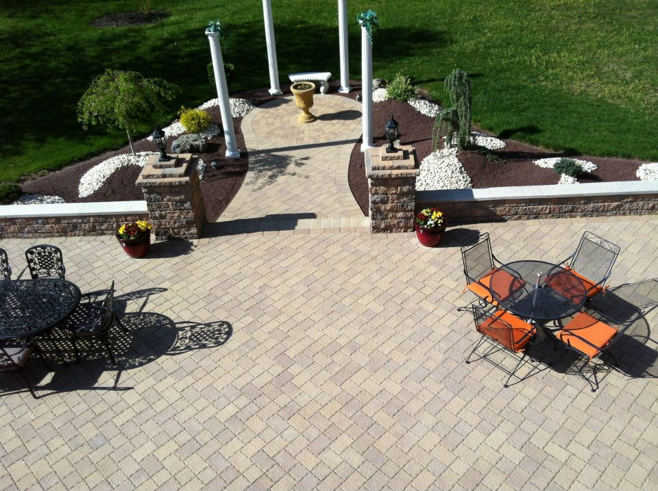 Paver patio Installation nj