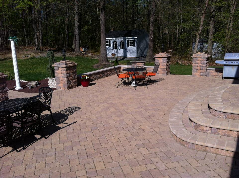 Pavers Patio Contractor NJ