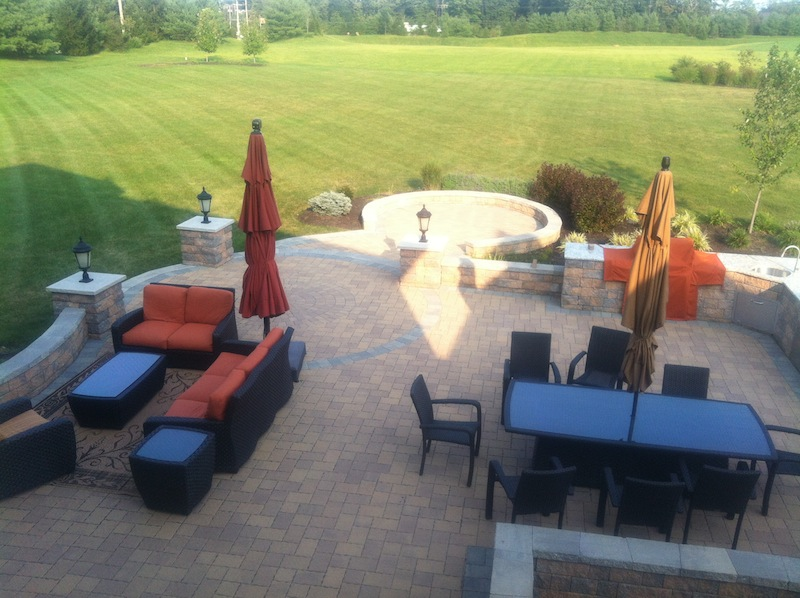 pavers patio nj