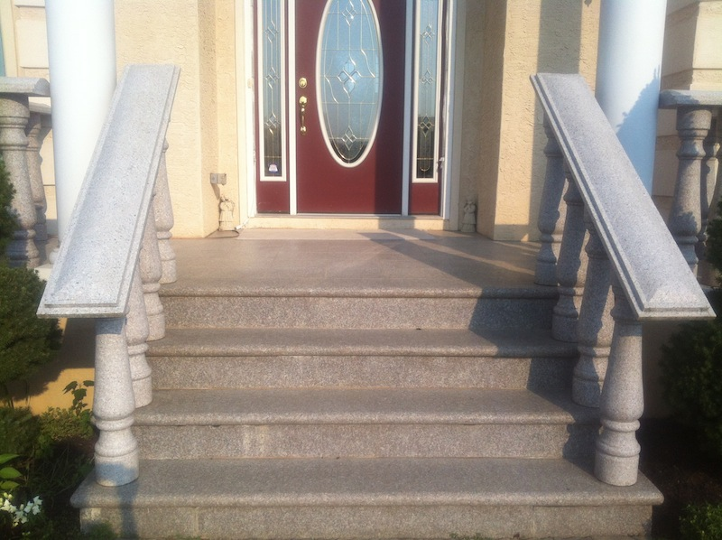 granite steps nj
